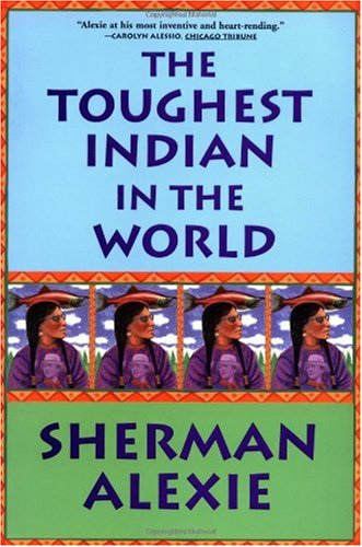 Toughest Indian in the World  Reprint  edition cover