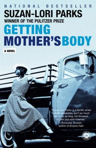 Getting Mother's Body A Novel Reprint edition cover