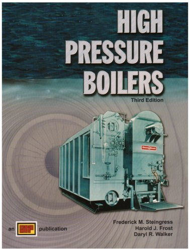 High Pressure Boilers : Text 3rd 2003 edition cover