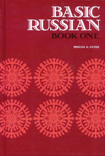 Basic Russian   1985 (Student Manual, Study Guide, etc.) edition cover