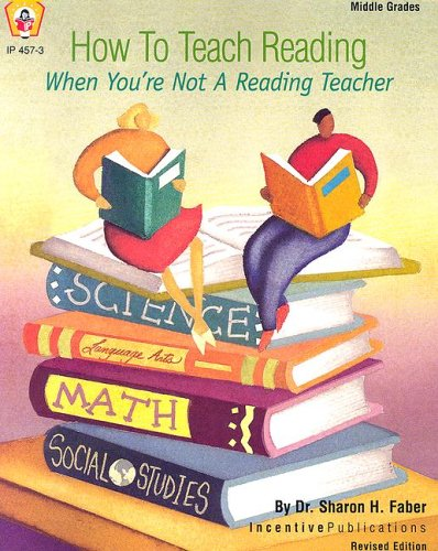 How to Teach Reading - When You're Not a Reading Teacher   2006 edition cover