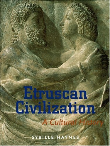 Etruscan Civilization A Cultural History N/A edition cover