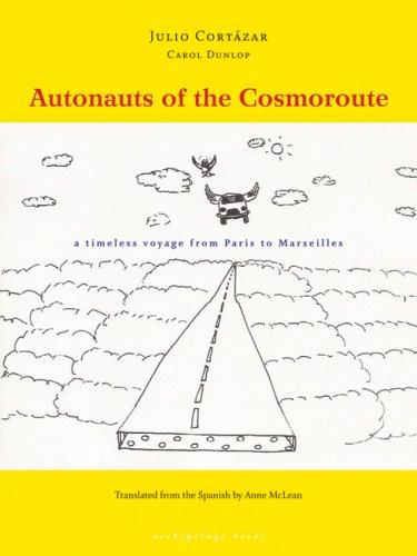Autonauts of the Cosmoroute   2007 edition cover