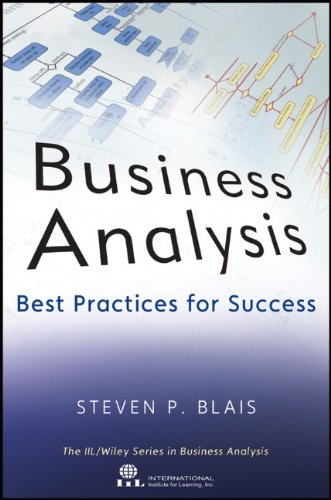 Business Analysis Best Practices for Success  2012 edition cover