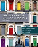 Research Methods for the Social Sciences:   2014 edition cover