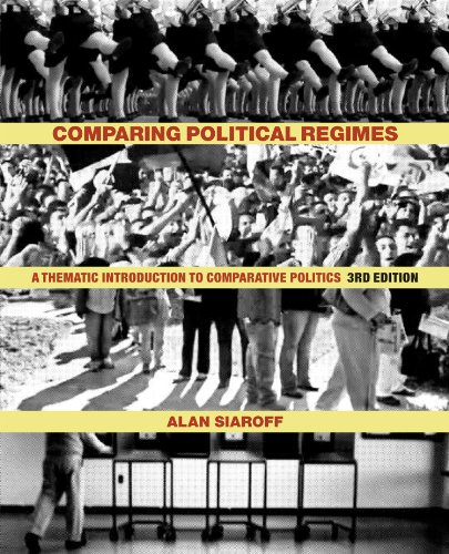 Comparing Political Regimes A Thematic Introduction to Comparative Politics 3rd 2013 (Revised) edition cover