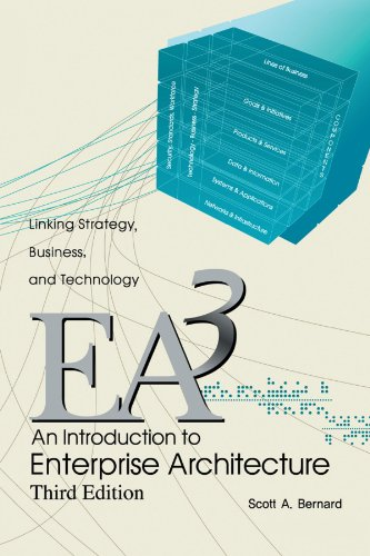 An Introduction to Enterprise Architecture: Third Edition  2012 edition cover