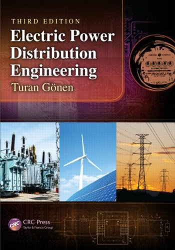 Electric Power Distribution Engineering, Third Edition  3rd 2014 (Revised) edition cover
