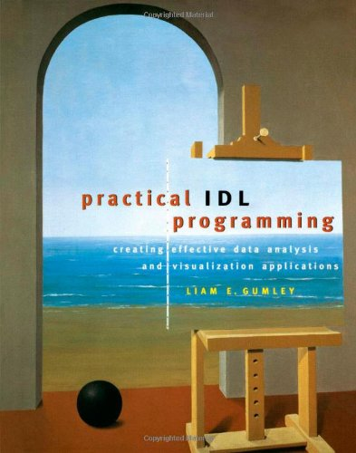 Practical IDL Programming   2002 edition cover