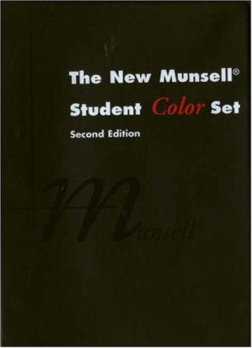 New Munsell Student Color Set 2nd Edition  2nd 2001 (Revised) edition cover