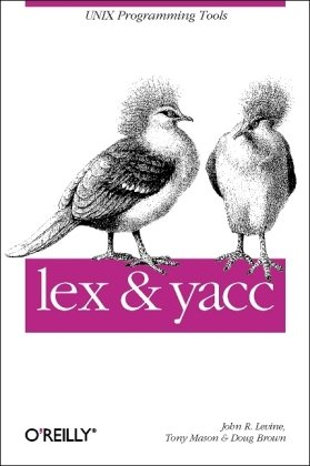 Lex and Yacc  2nd 1995 9781565920002 Front Cover