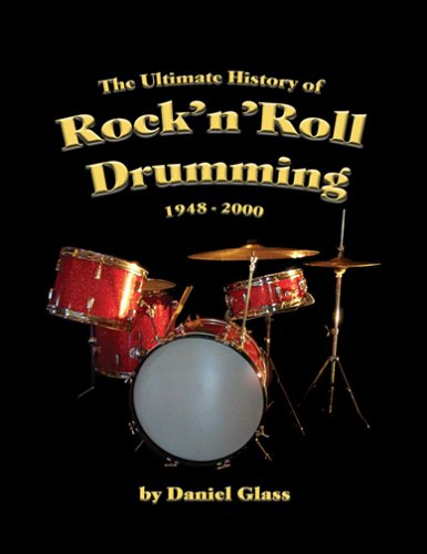 ULTIMATE HIST.OF ROCK'N'ROLL DRUMMING   N/A edition cover