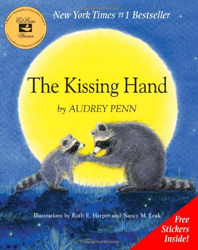 Kissing Hand   2006 9781933718002 Front Cover