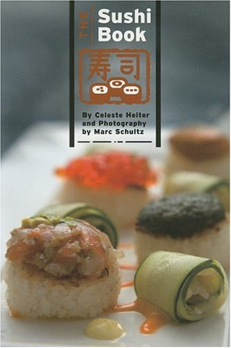 Sushi Book   2007 9781934159002 Front Cover