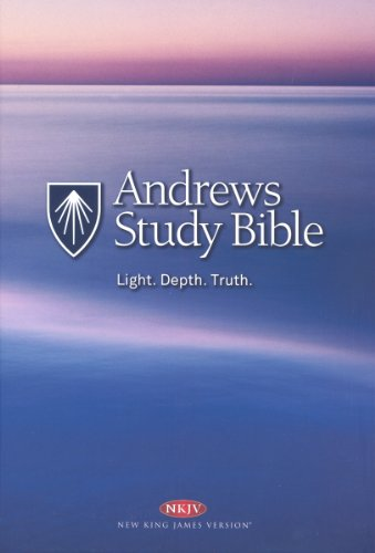 Andrews Study Bible   2010 edition cover