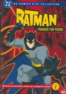 The Batman: Training for Power Season 1, Vol. 1 System.Collections.Generic.List`1[System.String] artwork