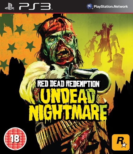 Red Dead Redemption - Undead Nightmare (PS3) by Take 2 PlayStation 3 artwork