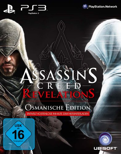 Assassin's Creed: Revelations - Osmanische Edition PlayStation 3 artwork