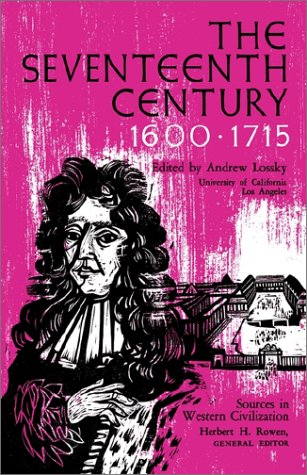 Seventeenth Century   1967 edition cover