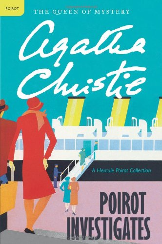 Poirot Investigates A Hercule Poirot Collection N/A edition cover