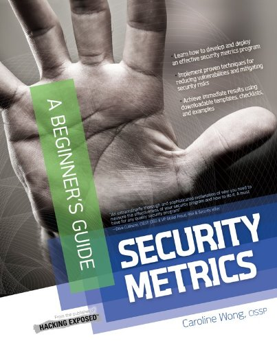 Security Metrics   2012 edition cover