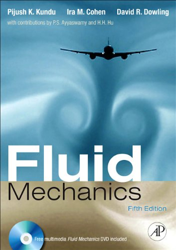 Fluid Mechanics  5th 2012 9780123821003 Front Cover