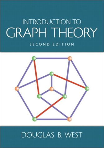 Introduction to Graph Theory  2nd 2001 (Revised) edition cover