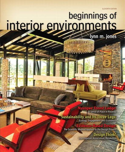 Beginnings of Interior Environments  11th 2014 edition cover