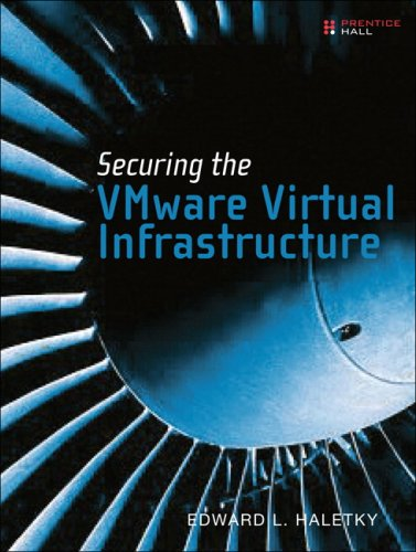 Vmware Vsphere and Virtual Infrastructure Security Securing the Virtual Environment  2009 9780137158003 Front Cover