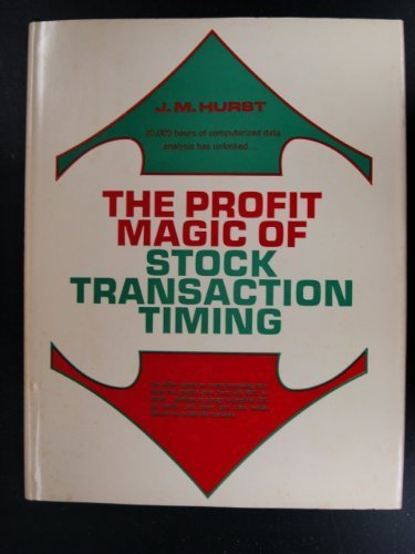 Profit Magic of Stock Transaction Timing  1970 9780137260003 Front Cover