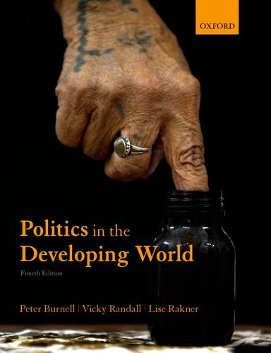 Politics in the Developing World  4th 2014 edition cover