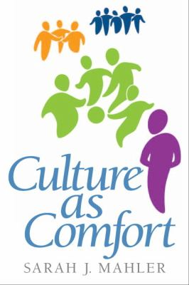 Culture as Comfort   2013 edition cover