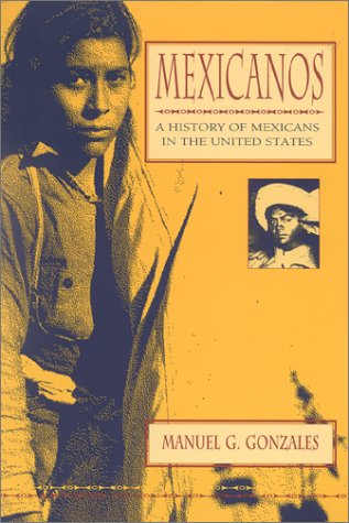 Mexicanos A History of Mexicans in the United States  2000 edition cover