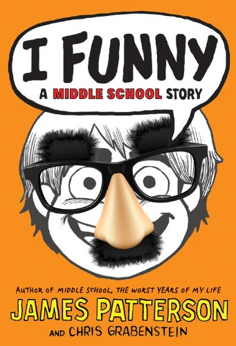 I Funny A Middle School Story N/A 9780316322003 Front Cover
