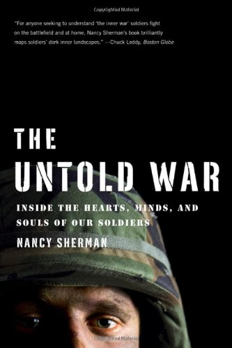 Untold War Inside the Hearts, Minds, and Souls of Our Soldiers  2011 edition cover