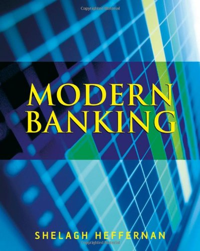 Modern Banking  2nd 2005 (Revised) 9780470095003 Front Cover