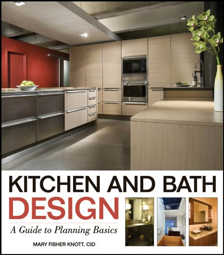 Kitchen and Bath Design A Guide to Planning Basics  2011 edition cover