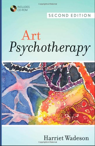 Art Psychotherapy  2nd 2010 edition cover