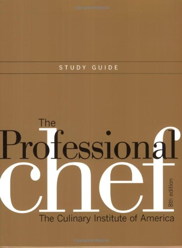 New Professional Chef Academic 5e  8th 2006 9780471973003 Front Cover