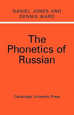 Phonetics of Russian   2010 9780521153003 Front Cover