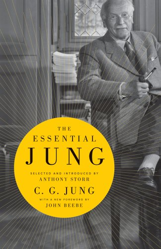 Essential Jung Selected and Introduced by Anthony Storr  2014 (Revised) edition cover