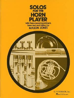Solos for Horn Player with Piano 1st edition cover