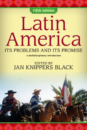 Latin America Its Problems and Its Promise - A Multidisciplinary Approach 5th 2010 edition cover