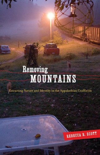 Removing Mountains Extracting Nature and Identity in the Appalachian Coalfields  2010 9780816666003 Front Cover