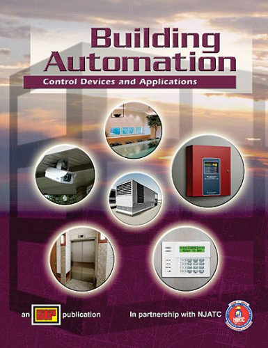 Building Automation Control Devices and Applications   2008 edition cover