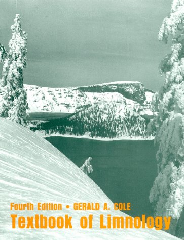 Textbook of Limnology  4th 1994 edition cover