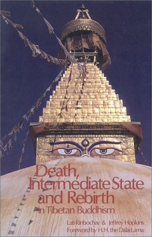 Death, Intermediate State and Rebirth In Tibetan Buddhism N/A edition cover