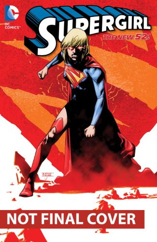 Supergirl Vol. 4: Out of the Past (the New 52)   2014 9781401247003 Front Cover