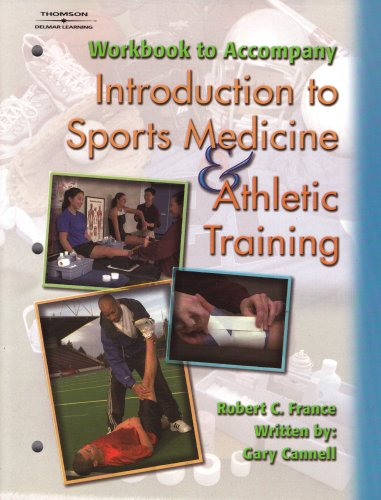 Introduction to Sports Medicine and Athletic Training   2004 9781401812003 Front Cover