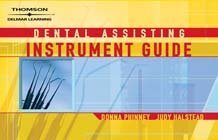Dental Assisting Instrument Guide   2007 edition cover